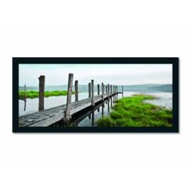 Рамкирана картина Мост, 124х30 см