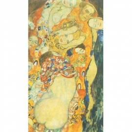 Картина Braut - Gustav Klimt, 20,5x35,5 см