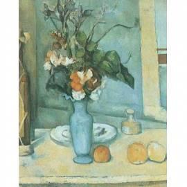 Картина Il Vaso blu - Paul Cezanne, 21,5x26,5 см