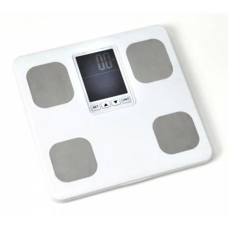 Кантар за телесно тегло, с анализ на вода и телесни мазнини