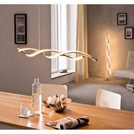 LED пендел, 2x10,2 W, 40-140 см