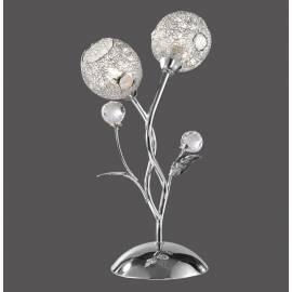 Настолна лампа, хром, 2хG9, 28 W