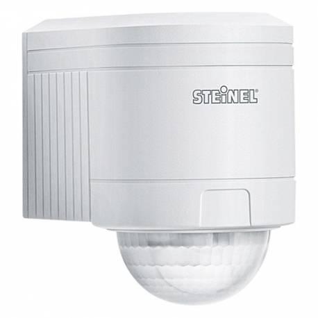 Инфрачервен датчик/ сензор за движение IS 240, 1000 W, 240°, 12 м, бял