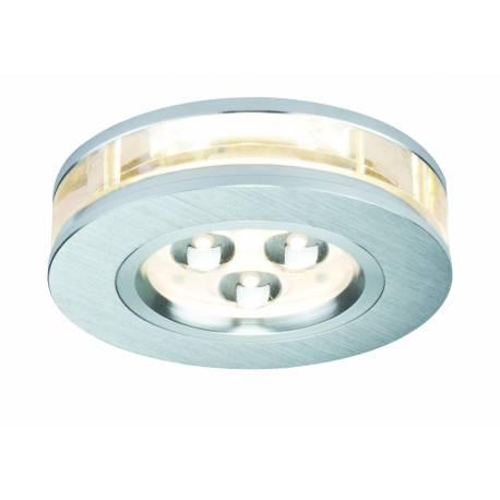 Комплект LED луни,, 3х3 W, кръгли