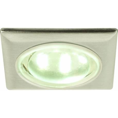 Комплект LED луни,, 5х0,5 W, квадратни