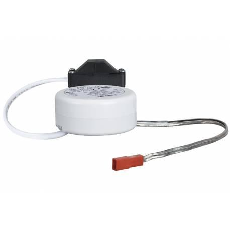Трансформатор за LED осветление, кръгъл, 12 W