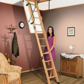 Таванска стълба - 110 X 60 см - най-малък размер