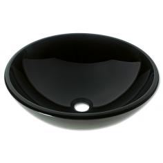 Стъклена мивка тип купа, 42...