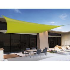 Imagén: Сенник квадратна форма - SUN-NET KIT  3.6 x 3.6m полиестер/зелен