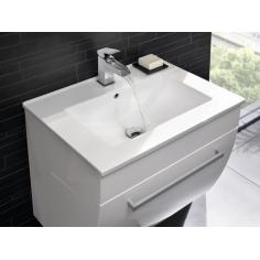 Шкаф за баня с керамична...