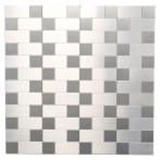 Самозалепваща мозайка SAM 4MM87, метал, 30,5x30,5 см