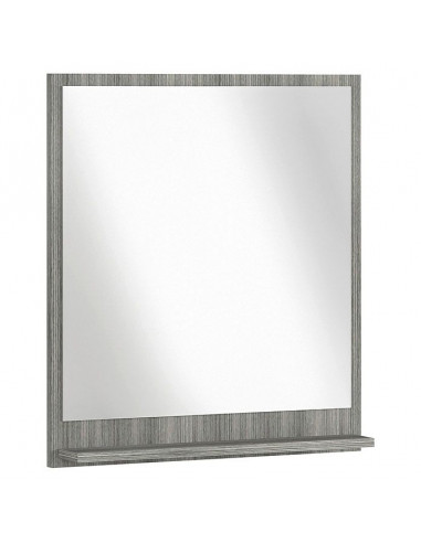 Огледало за баня 68х60х10 см
