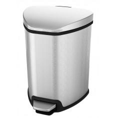 """Кош за отпадъци с педал """"GRACE"""" - 5 литра - мат EKO"""