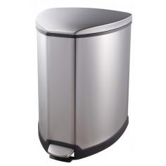 """Кош за отпадъци с педал """"GRACE"""" - 25 литра - мат EKO"""