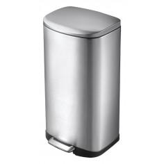 """Кош за отпадъци с педал """"DELLA"""" - 35 литра - мат EKO"""