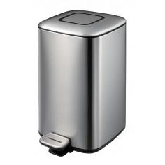 """Кош за отпадъци с педал """"REGENT"""" - 12 литра - мат EKO"""