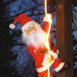 Дядо Коледа - висящ - 60 см