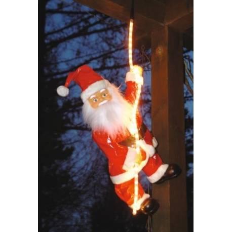 Дядо Коледа - висящ, led осветление