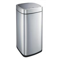 """Квадратен сензорен кош за отпадъци """"PERFECT"""" -  35 литра - мат EKO"""