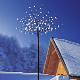 Led дърво -160 LED - 150 см, с кабел 10м