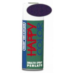 Happy color - спрей с перлен ефект - Виолет, 400 мл