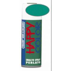 Happy color - спрей с перлен ефект - Зелен, 400 мл