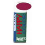Happy color - спрей с перлен ефект - Червен, 400 мл