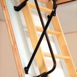 Imagén: Мини - парапет за таванска стълба
