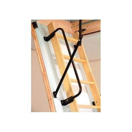 Мини - парапет за таванска стълба