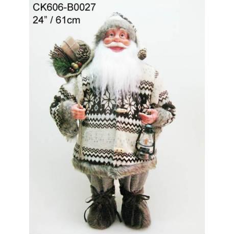 Дядо Коледа - 61 см