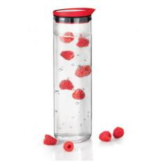 Гарафа за вода FONTANA - 1,0 л / червена BLOMUS