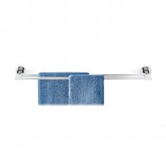Двойна закачалка за кърпи  AREO - полирана - 69 см BLOMUS