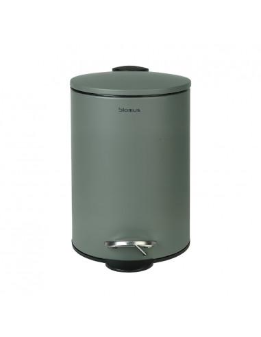 Кош за баня TUBO - тъмно зелен - 3 л BLOMUS