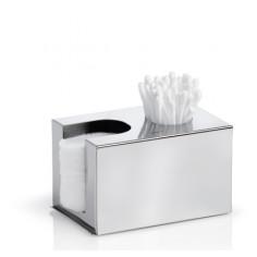 Кутия за почистващи тампони и клечки за уши NEXIO - полирана BLOMUS