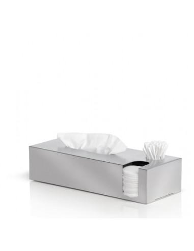 Кутия за салфетки, почистващи тампони и клечки за уши NEXIO - мат BLOMUS