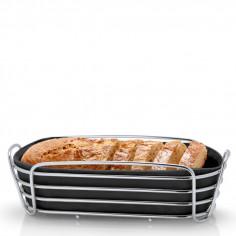 Панер за хляб продълговат DELARA - черен BLOMUS