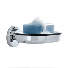 Поставка за сапун AREO - полирана- за стенен монтаж BLOMUS