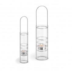 Свещник L- прозрачно стъкло BLOMUS