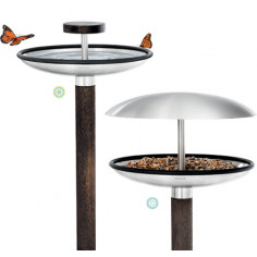Imagén: Хранилка и баня за птици FUERA BLOMUS