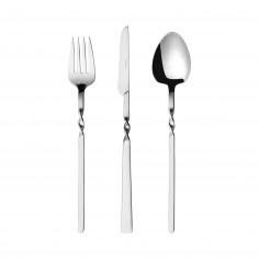 """Комплект прибори за хранене """"TWIST""""- 24 части - HERDMAR"""