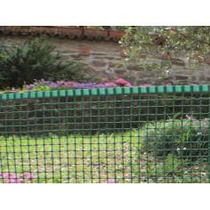 SQUARE 0.5x5m ограда 2012488 кафява