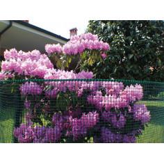 MAXISQUARE 0.5x5м ограда 2012492 кафява