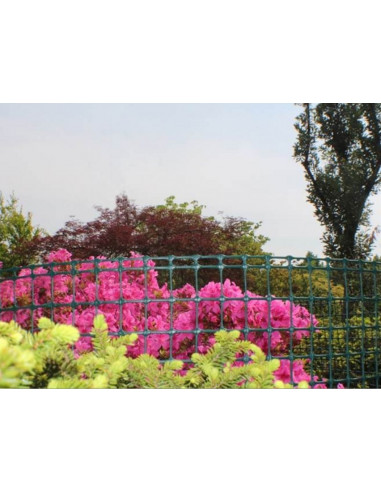 MEGASQUARE 0.5x5м ограда 2012498 зелена