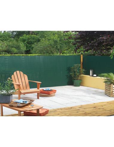 PLASTICANE OVAL ограда 1.5x3m зелен 2012172