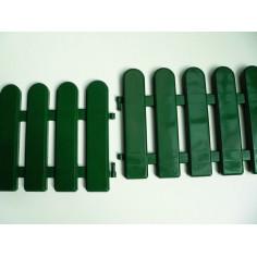 FLORA BORDER пласт. ограда 0.2x0.5м / 5бр 170091