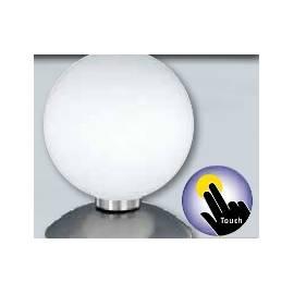 Настолна лампа с touch димер, месинг