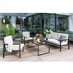 Градински комплект - маса,...
