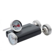 Комплект 4 бр. мини термометри