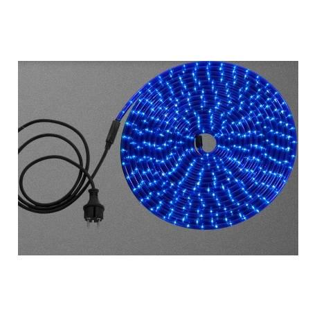 LED светещ деко маркуч - за градина, 9м