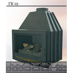 Imagén: Горивна камера за камина - суха ГК 19, 18 кW